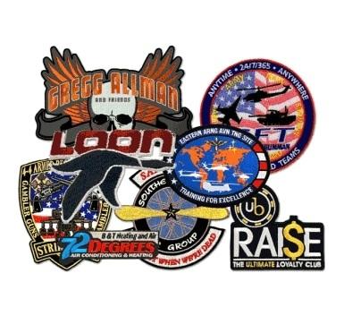 Jasa Bordir Logo dan Emblem